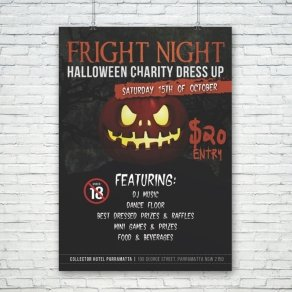 Fright Night Event