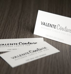 Valente Business Card